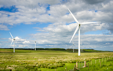Launch of first institutional fund focused on wind renewable energy
